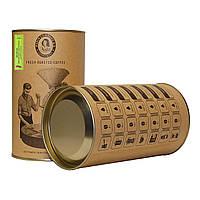 Кофе   арабика в зернах Кения АА  ТМ Надин 200г в тубусе