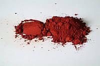 Пигмент красный железоокисный для тротуарной плитки