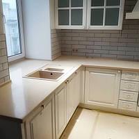 Кухня из искусственного камня ( столешниц , мойка , подоконник)
