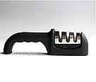 Точилка для ножей - ножеточка механическая, фото 4