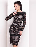 Платье Россини
