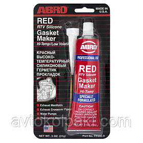Герметик прокладок красный ABRO