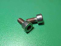 Винт ( болт ) DIN 912 A2 M5 10 мм нержавейка с внутренним шестигранником