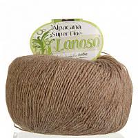 Lanoso Alpacana Super Fine бежевый № 905