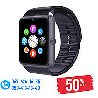 Умные часы Smart Watch Phone GT 08 Смарт Вотч Bluetooth часы Блютуз часы ccd60bae6aaad