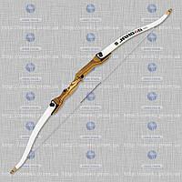 Лук рекурсивный 66/24 (163 см) White с.н. 12 кг MHR /43-48
