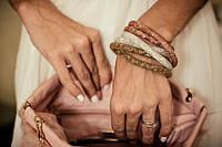 Женский браслет звездная пыль Swarovski, фото 1