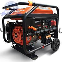Бензиновый генератор Daewoo GDA 7500E-3 (6кВт, 3-фазный, электростартер)