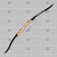 Лук рекурсивный 66/32 (163 см) Black с.н. 16 кг MHR /59-78
