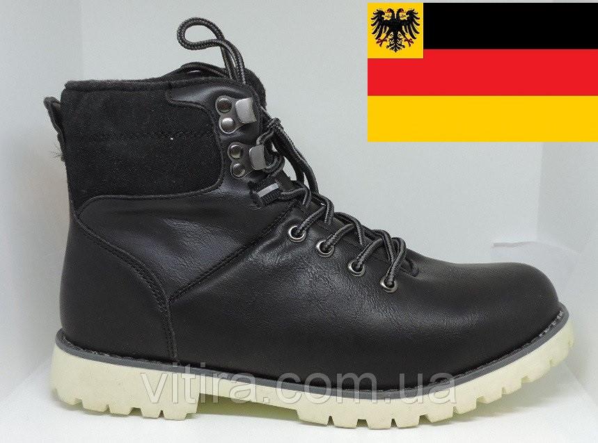 Мужские демисезонные ботинки. Германия. Бренд Yourturn