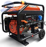Бензиновый генератор Daewoo GDA 8000E (7кВт, электростартер)