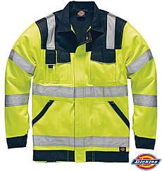 Куртка рабочая защитная предупреждающая Dickies США DK-INDUST-J YG