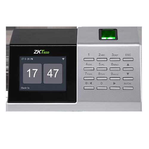 Биометрический настольный терминал ZKTeco D2