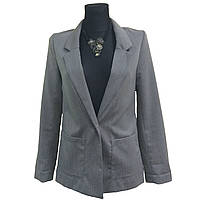 Серый пиджак H&M, фото 1