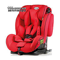 Детское автокресло с ISOFIX HEYNER Capsula MultiFix ERGO 3D Racing Red (786 130)