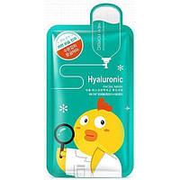 Тканевая маска для лица Rorec Hyaluronic (утка) с гиалуроновой кислотой 30 g