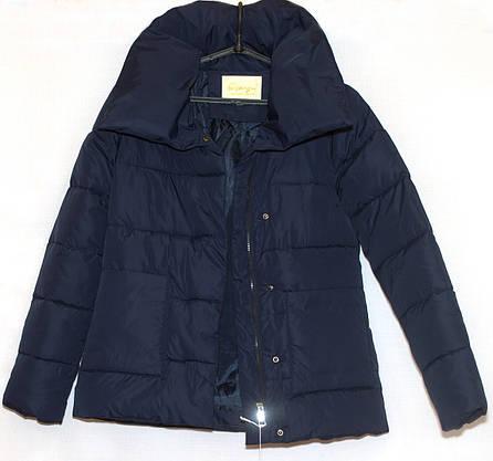 Демисезонная молодежная куртка-пиджак XL, фото 3