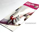 Cиликоновый кондитерский мешок с насадками (4 шт), фото 4