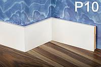 Плінтус Modern товщиною 12-16мм висотою 100 мм
