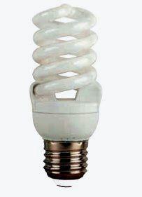 Лампа энергосберегающая Extra 220x15w Т2 4100K E14