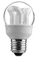 Лампа энергосберегающая DELUX 220v 7w 2700K E27 2L  shape
