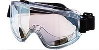 Очки защитные панорамные с антибликовым покрытием