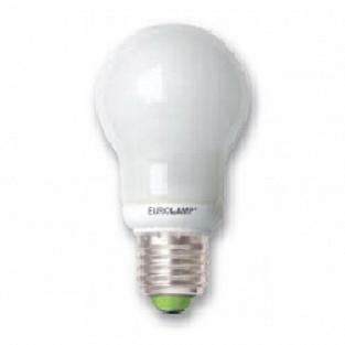 Лампа энергосберегающая EUROLAMP 15w  2700K A55  E27