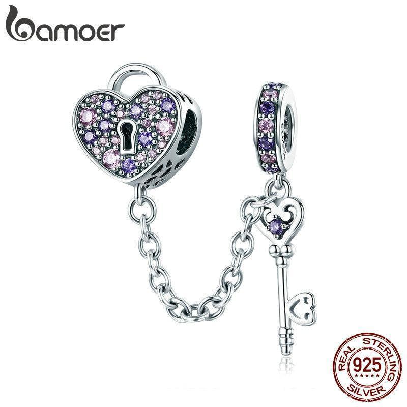 """Шарм Pandora Style (стиль Пандора) """"Ключ от твоего сердца"""""""