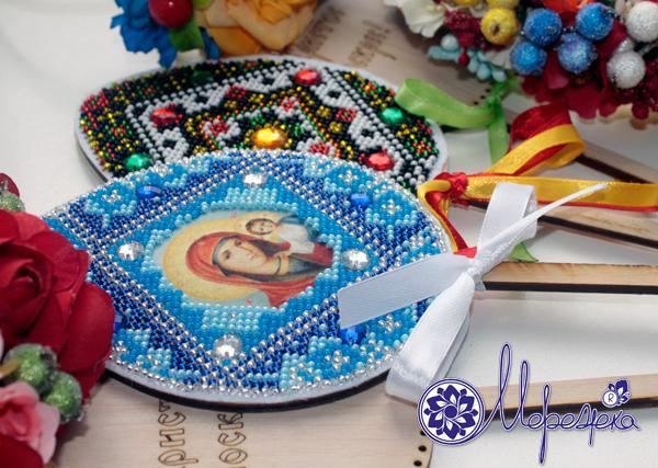 Заготовки для вышивания Пасхального сувенира бисером.