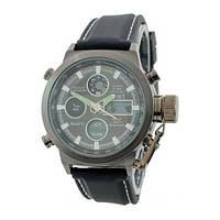 Чоловічий наручний годинник AMST 3003 Чорний (SUN3347)
