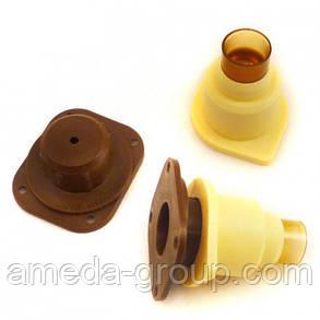 Набор для вывода матки NICOT бигудь, держатель, цоколь,мисочка, фото 2