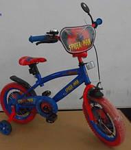 """Велосипед Spiderman 14"""""""