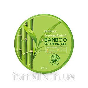 Deoproge Everyday Refresh Bamboo Soothing Gel, Увлажняющий бамбуковый гель, 300 мл