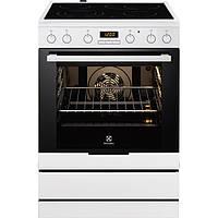 Кухонная плита электрическая Electrolux EKC6450AOW