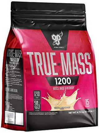 Гейнер BSN True Mass 1200 4,65 кг, фото 2
