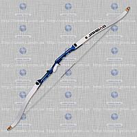 Лук рекурсивный 66/32 (163 см) White Q с.н. 16 кг MHR /63-09