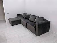 """Современный Велюровый диван """"Grays"""""""