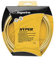 Комплект JAGWIRE Hyper UCK414 под тормоз - Maize Gold