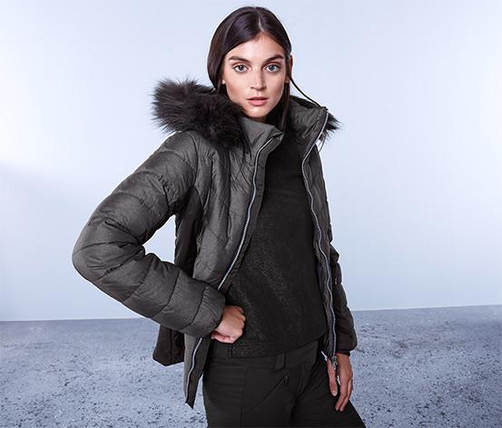 Лыжная стеганая куртка из серии актив от тсм Tchibo (Чибо), Германия, размер 44-46, 46-48 укр