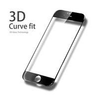 Защитное 3-D стекло для IPhone  7/8 Черное