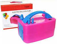 Компрессор насос электрический для воздушных шаров Китай 600 Вт