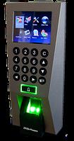 Контроль доступа по отпечатку пальца ZKTeco F18
