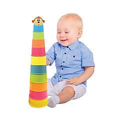 Игровой Набор - Мартышкина Пирамидка Kiddieland 057646