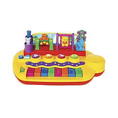 Пианино - Зверята На Качелях Kiddieland 033423