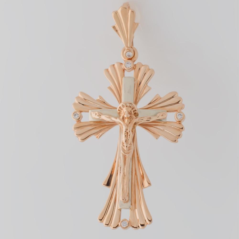 Золотой крестик. ПП455