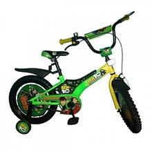 "Дитячий велосипед Ben10 14"""