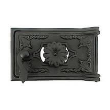 Піддувальні дверцята для печей і камінів, зольні пічні дверцята
