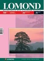 Фотобумага lomond глянцевая 150 гр. a4*25 glossy