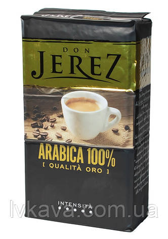 Кофе молотый Don Jerez arabica ,  250 г, фото 2