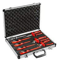 Набор отверток и плоскогубцев для електрика 1000V NEO 01-301